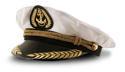 cappello del capitano