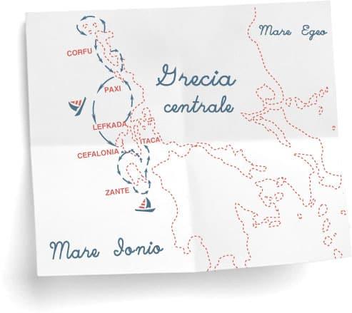 Grecia Ionica-Vacanze Charter-Vela-sailing holidays greece