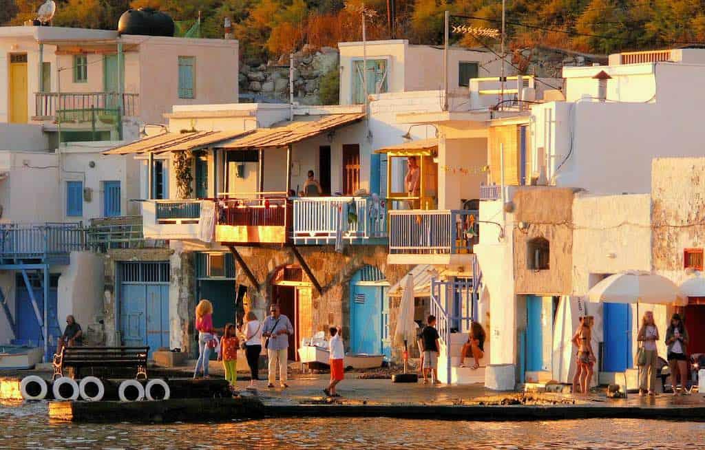 Vacanze a vela Egeo e Cicladi