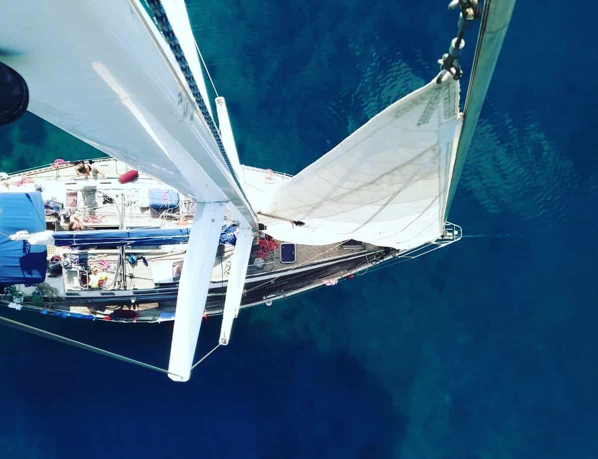 Vacances de Voile en Grèce