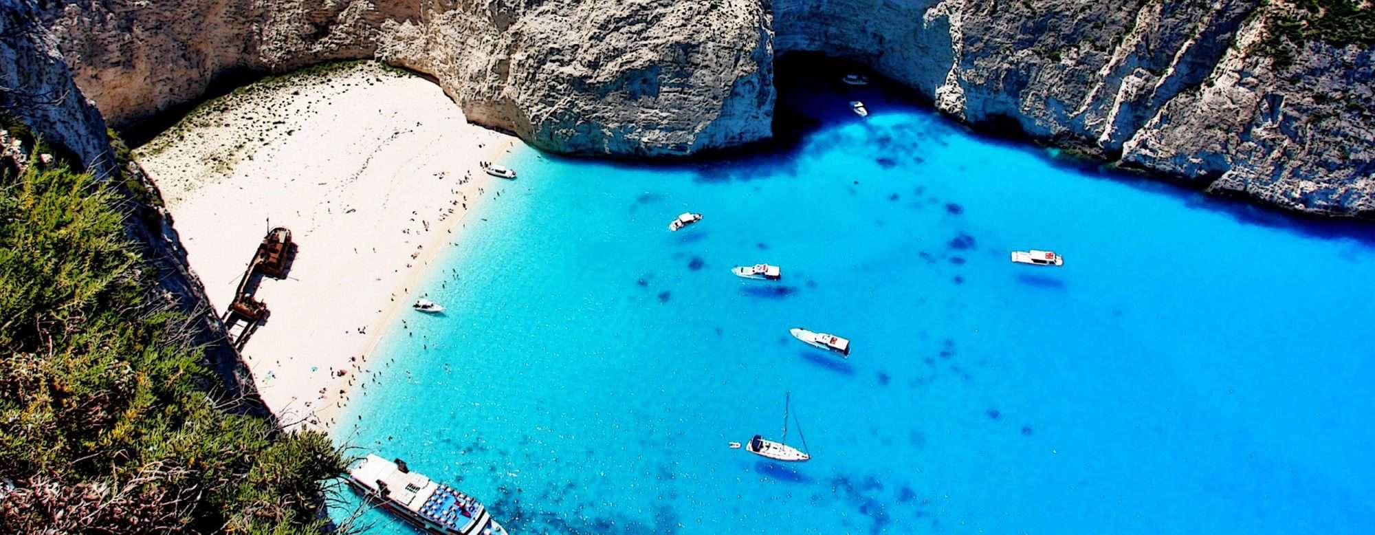 Itinerari Charter in Grecia