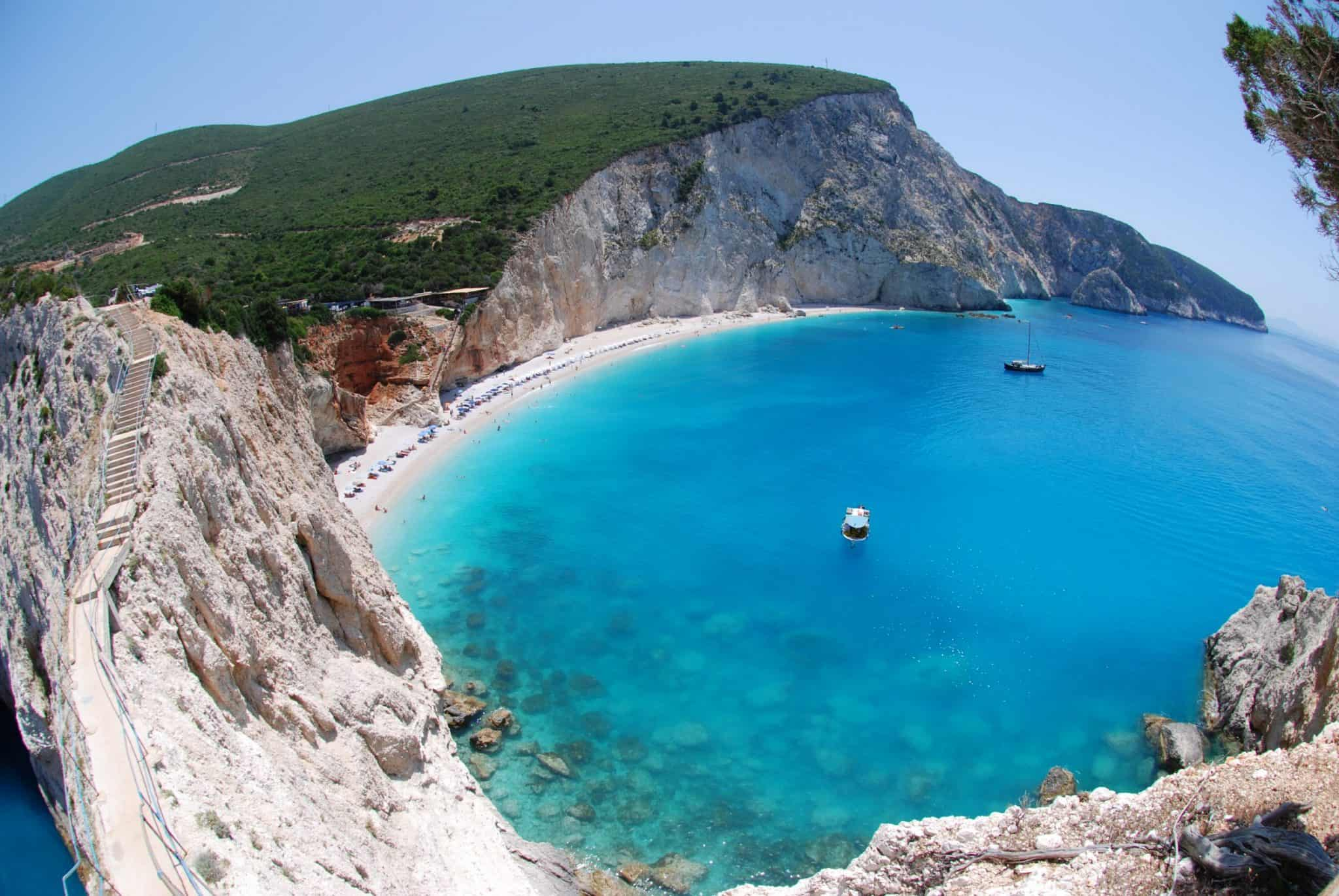 Sailing Holidays in Ionian Greece