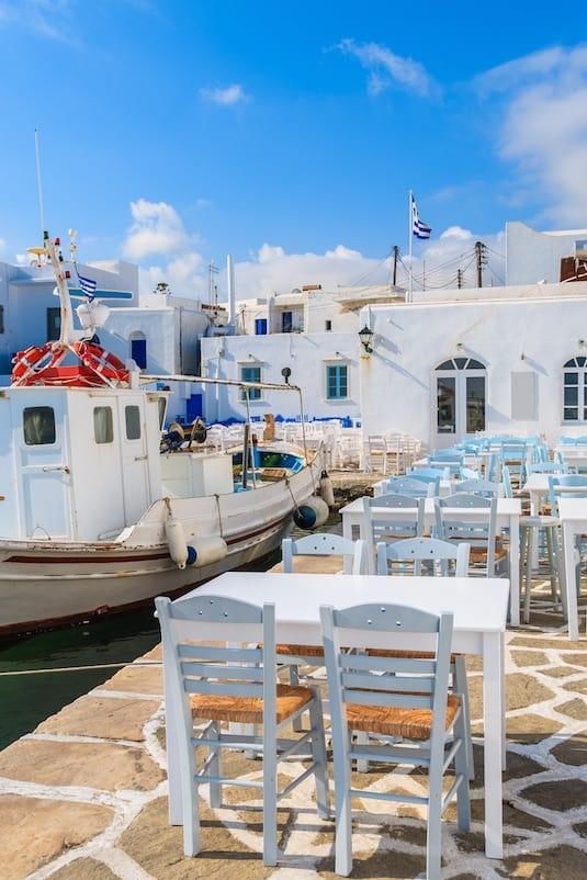 Imbarchi Charter Isole Cicladi e Ioniche