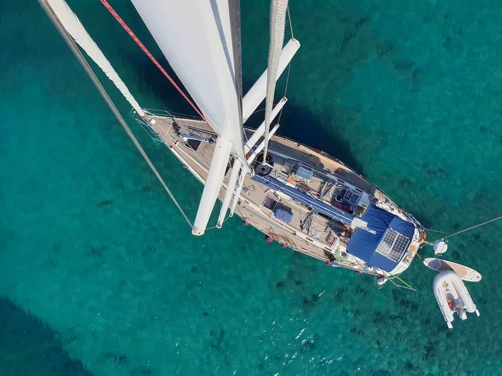 Vacanze in Barca a Vela in Grecia
